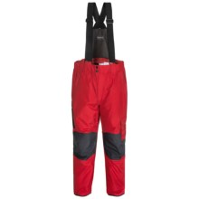 Shimano Dryfender Bib Overalls - Insulated (For Men and Big Men) in Red - Closeouts