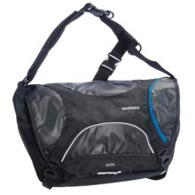 Shimano Osaka Messenger Bag - 25L in Lightning Blue - Closeouts