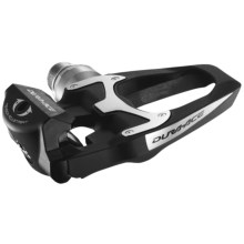 Shimano PD-7900 SPD-SL Dura-Ace Carbon Pedals in Black - Closeouts
