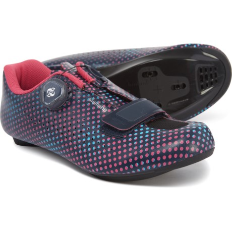 750c8683ab7 Shimano RP501 Cycling Shoes - 3-Hole (For Women) in Navy/Dot