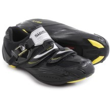 Shimano RT82 Road Cycling Shoes (For Men and Women) in Black - Closeouts