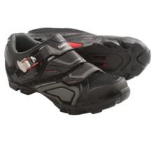 Shimano SH-M162L Mountain Bike Shoes (For Men and Women) in Black - Closeouts