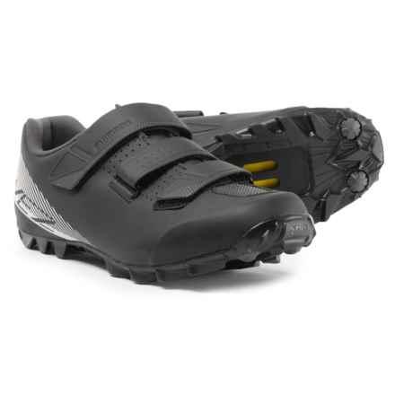 Shimano SH-ME2W Mountain Bike Shoes - SPD (For Men) in Black/White - Closeouts