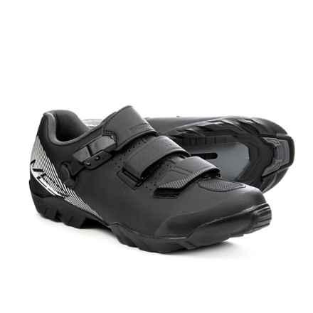 Shimano SH-ME3 Mountain Bike Shoes - SPD (For Men) in Black/White - Closeouts