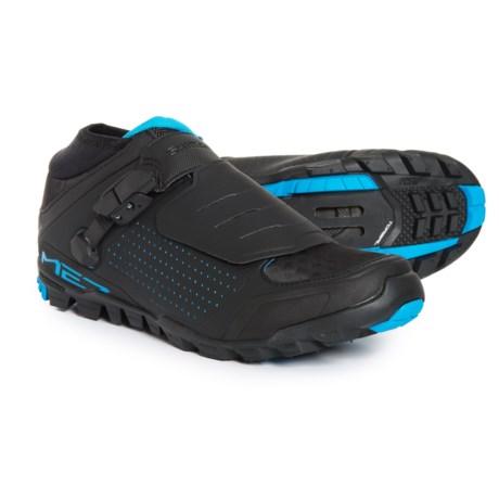 f588b00a2e266c Shimano SH-ME7 Mountain Bike Shoes - SPD (For Men) in Black