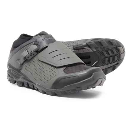 Shimano SH-ME7 Mountain Bike Shoes - SPD (For Men) in Grey - Closeouts