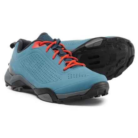 Shimano SH-MT3 Cycling Shoes - SPD (For Men) in Blue - Closeouts