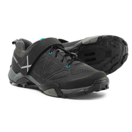 Shimano SH-MT5 Mountain Bike Shoes - SPD (For Men) in Black - Closeouts
