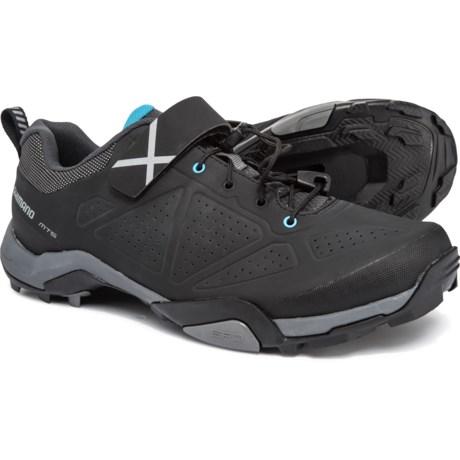 f4788a950bb86e Shimano SH-MT5 Mountain Bike Shoes - SPD (For Men) in Black