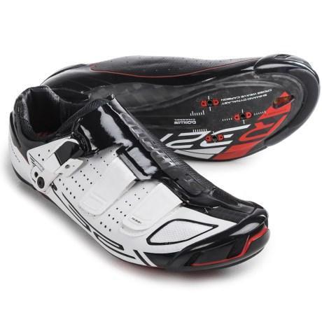 Shimano SH-R321 Road Cycling Shoes - 3-Hole (For Men and Women) in White