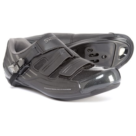 a44696e14ec Shimano SH-RP3W Cycling Shoes - SPD (For Women) in Black - Closeouts
