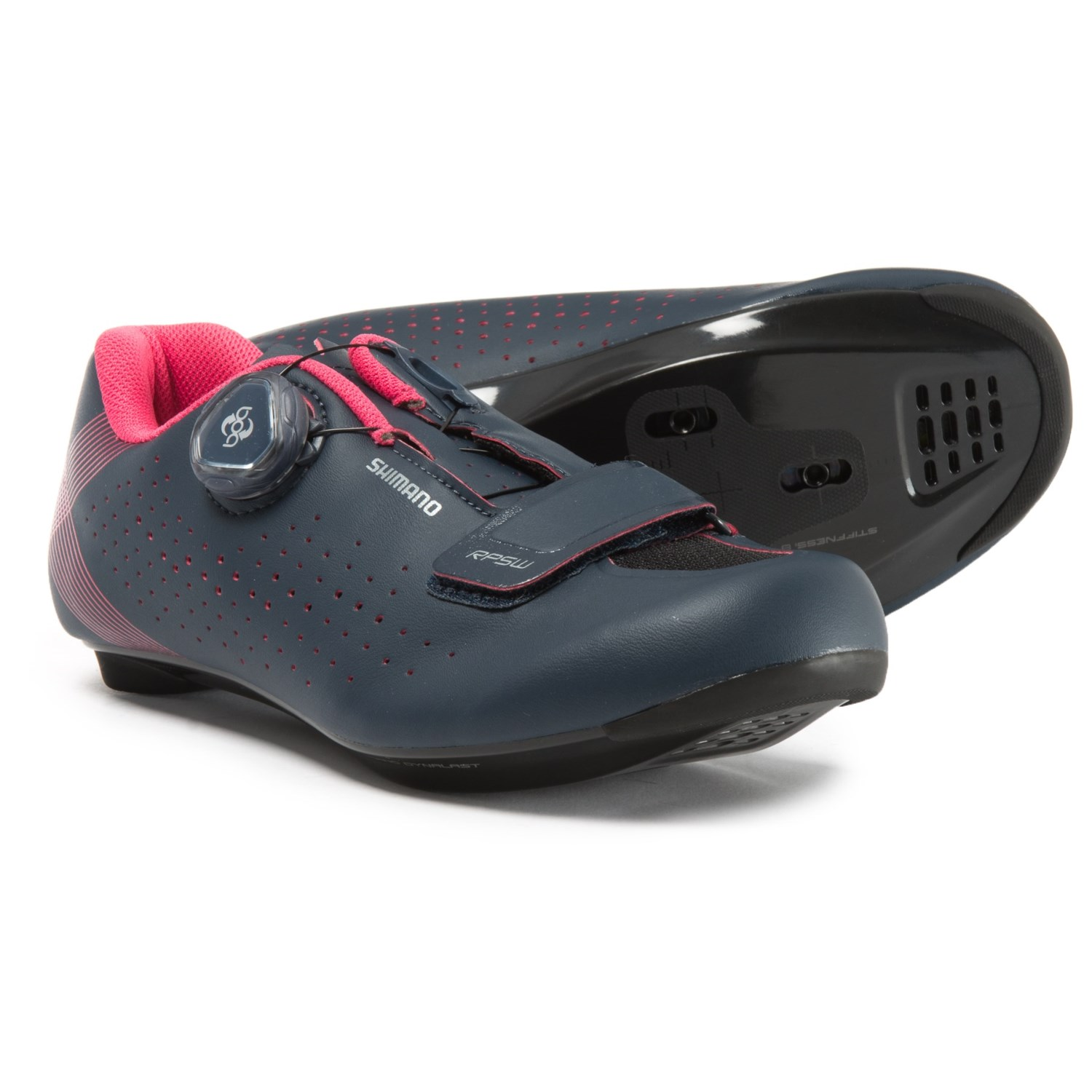 606be4ac6 Shimano SH-RP5W Road Cycling Shoes - 3-Hole (For Women) in