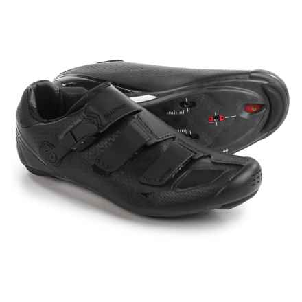 Shimano SH-RP9 Road Cycling Shoes - 3-Hole (For Men and Women) in Black - Closeouts