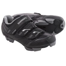 Shimano SH-WM52L Mountain Bike Shoes - SPD (For Women) in Black - Closeouts