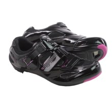 Shimano SH-WR62L Road Cycling Shoes - SPD, 3-Hole (For Women) in Black - Closeouts