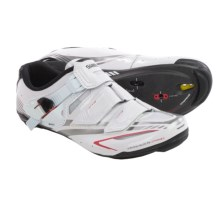 Shimano SH-WR83 Road Cycling Shoes - 3-Hole (For Women) in White - Closeouts
