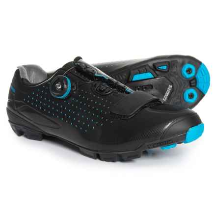 Shimano SH-XC7 Mountain Bike Shoes - SPD (For Men) in Black - Closeouts