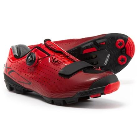 1d8739bf0bd Shimano SH-XC7 Mountain Bike Shoes - SPD (For Men) in Red -
