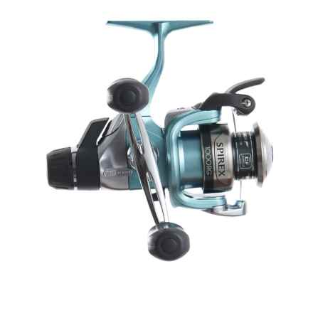 Shimano Spirex 1000 RG Spinning Reel in See Photo - Closeouts