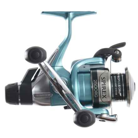 Shimano Spirex 2500 RG Spinning Reel in See Photo - Closeouts