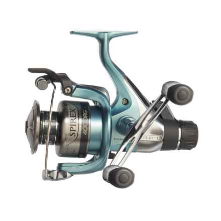 Shimano Spirex 4000 RG Spinning Reel in See Photo - Closeouts