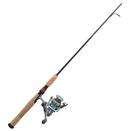 Shimano Spirex Sojourn Spinning Rod and Reel Combo - 2-Piece, 6 Ft, Medium-Light in See Photo - Closeouts