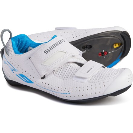 Black SPD Mountain Bike Shoes Shimano M065