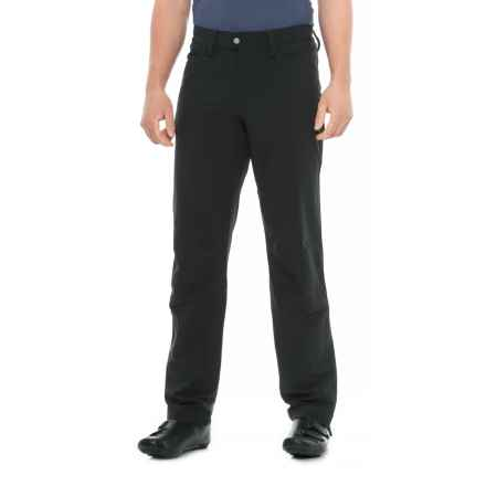 Shimano Transit Path Pants (For Men) in Black - Closeouts