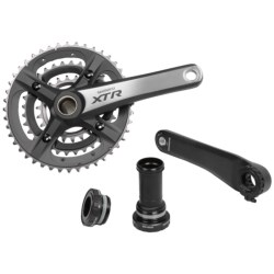 Shimano XTR FC-M970 Hollowtech II Crankset in See Photo
