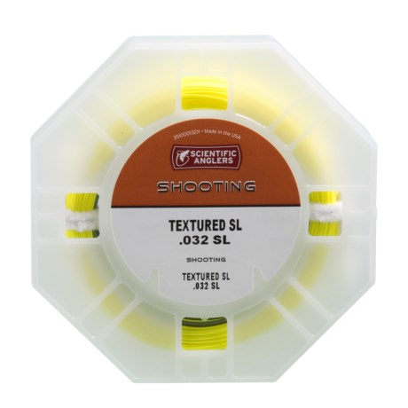 Shooting Fly Line – Textured SL, .032?
