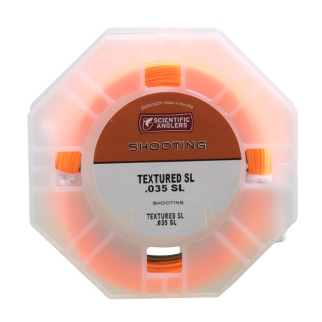 Shooting Fly Line – Textured SL, .035?