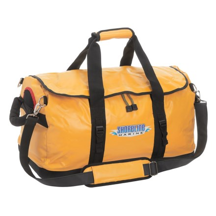 """Shoreline Marine Large Dry Bag - 24x12"""" in Yellow - Closeouts f75250b8ccec2"""