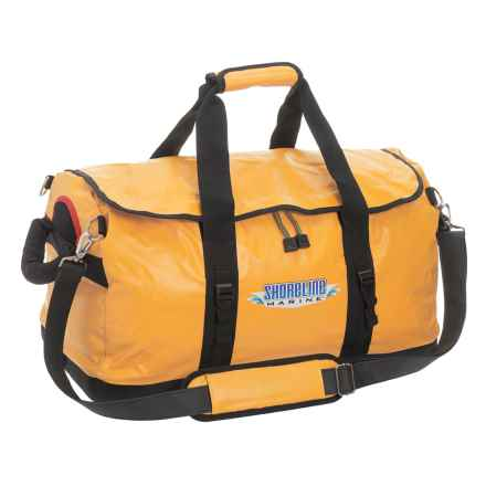 """Shoreline Marine Large Dry Bag - 24x12"""" in Yellow - Closeouts"""