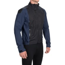 Showers Pass Metro Cycling Jacket - Waterproof (For Men) in Navy/Black - Closeouts