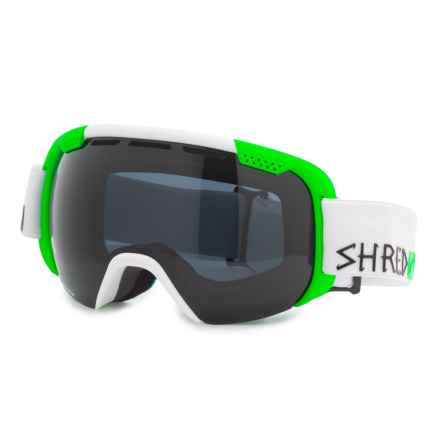 b69f9b3083a3 Shred Optics Smartefy Ski Goggles (For Men) in Bro Stealth - Closeouts