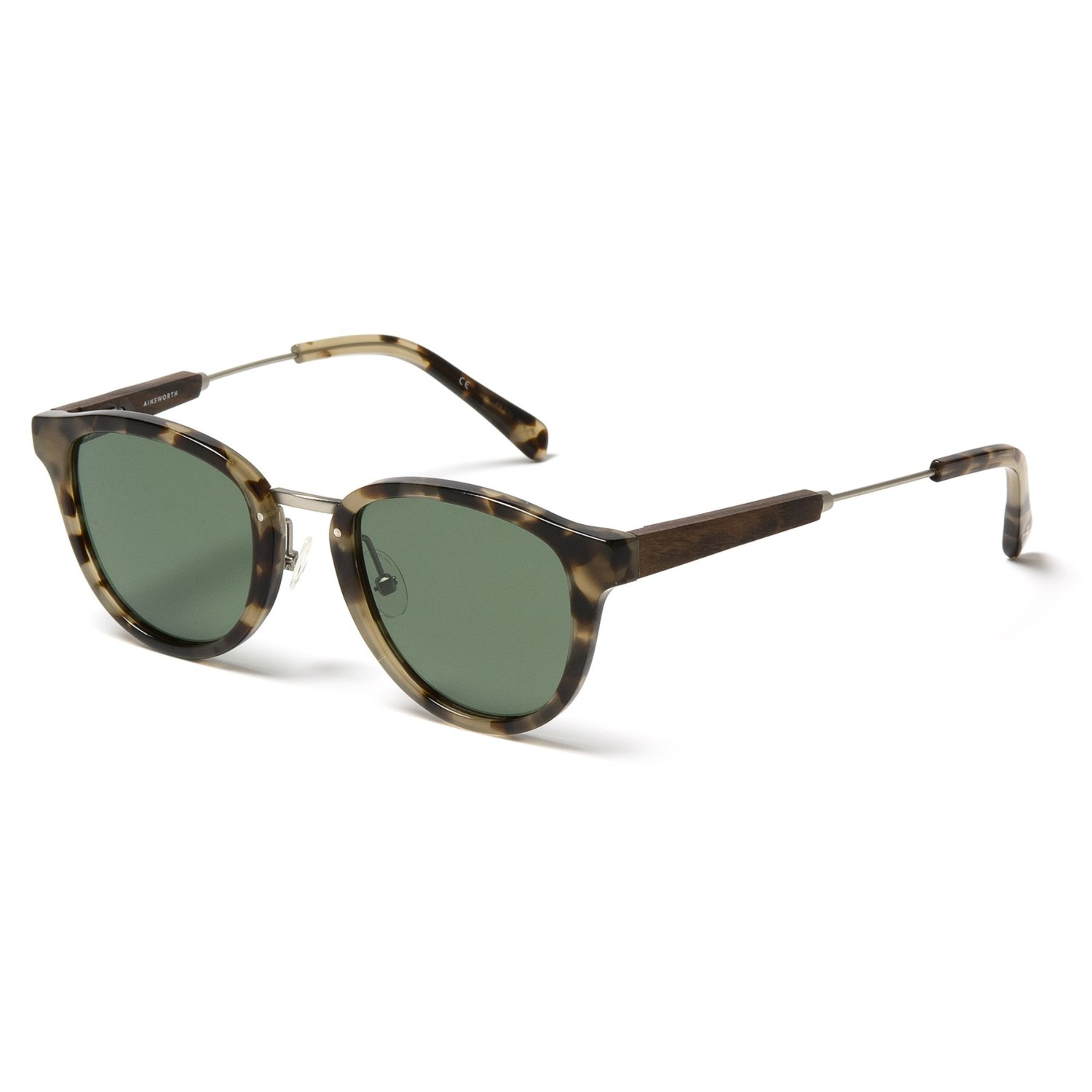 Shwood Ainsworth Sunglasses - Polarized
