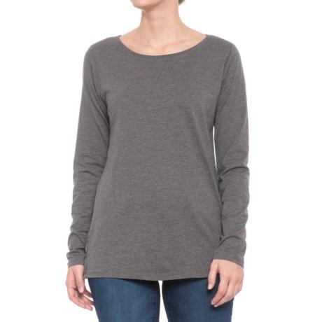 Sia T-Shirt - Long Sleeve (For Women)