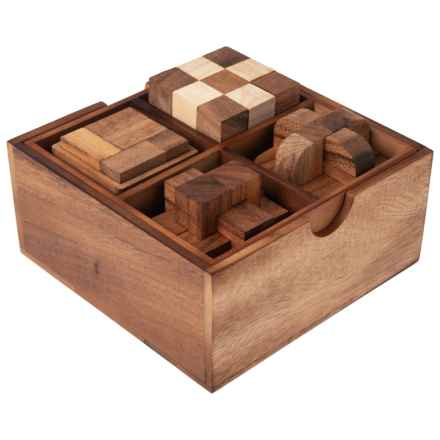 SiamMandalay S4 Reg Wood Puzzles in See Photo - Closeouts