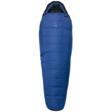 Sierra Designs 15°F Trade Wind Down Sleeping Bag - 600 Fill Power, Mummy in Blue/Black - Closeouts