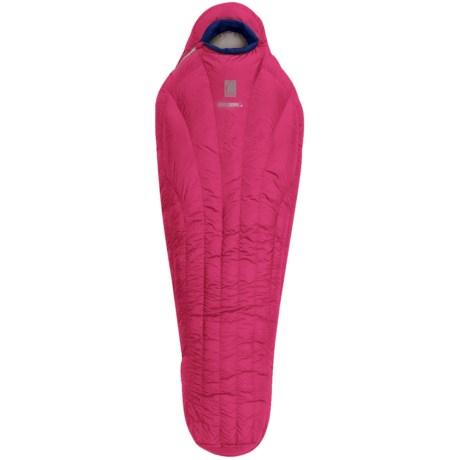 Sierra Designs 18°F CLO Down Sleeping Bag - 800 Fill Power, Mummy (For Women) in Pink
