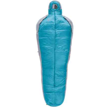 Sierra Designs 32°F Mobile Mummy 600 Down Sleeping Bag - 600 Fill Power (For Women) in Blue - Closeouts