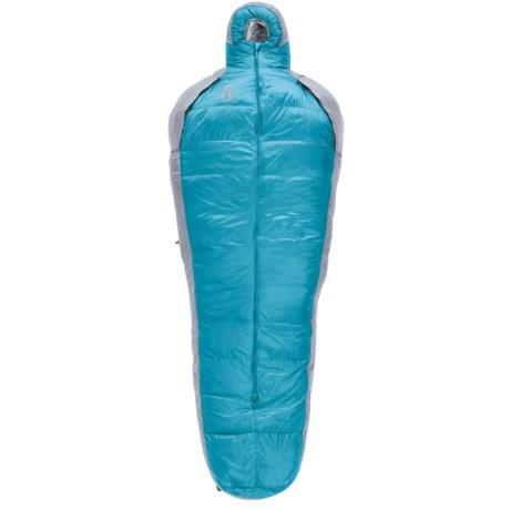 Sierra Designs 32°F Mobile Mummy 600 Down Sleeping Bag - 600 Fill Power (For Women) in Blue
