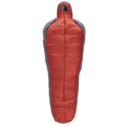Sierra Designs 35°F Mobile Mummy 600 Down Sleeping Bag - Long, 600 Fill Power in Red - Closeouts