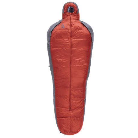 Sierra Designs 35°F Mobile Mummy 600 Down Sleeping Bag - Long, 600 Fill Power in Red