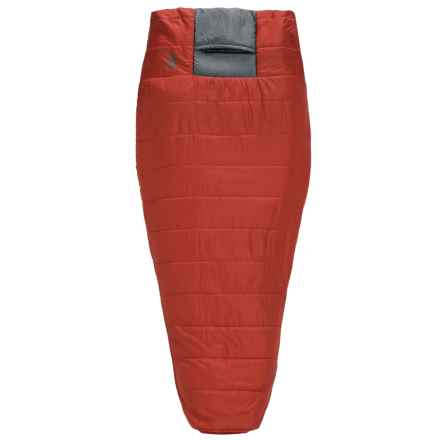 Sierra Designs 40°F Backcountry Quilt 1.5-Season Sleeping Bag in Red/Gray - Closeouts