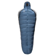 Sierra Designs 5°F Mobile Mummy 4-Season Down Sleeping Bag - 800 Fill Power in Blue/Gray - Closeouts