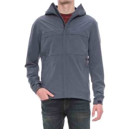 Sierra Designs All Season Soft Shell Jacket (For Men) in Navy Heather - Closeouts