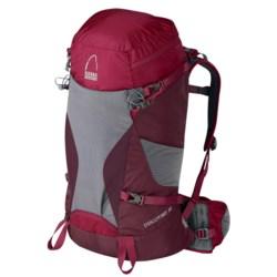 Sierra Designs Discovery 30 Backpack in Blue Jewel