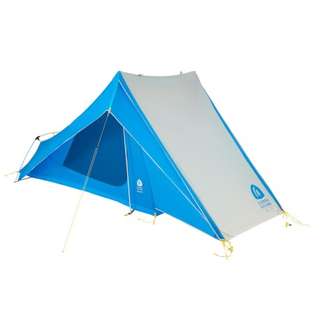 Sierra Designs Divine Light 1 FL Tent - 1-Person, 3-Season in Blue
