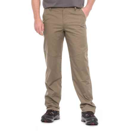 Sierra Designs DriCanvas Pants (For Men) in Stone - Closeouts